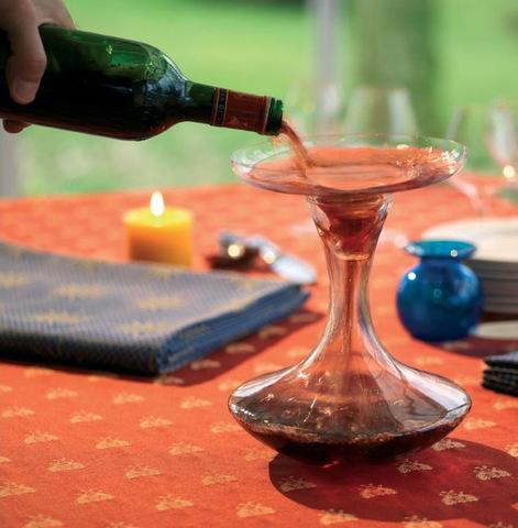 Графин для вина 750 мл ручной работы, артикул 230036. Серия Aromium