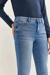 Базові джинсові легінси
