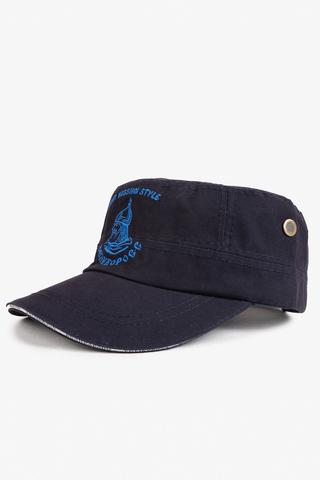 Кепка Донская тёмно-синяя «Военно-космические войска»