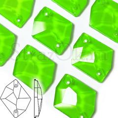 Купить оптом в интернет-магазине неоновые стразы Neon Green, Cosmic