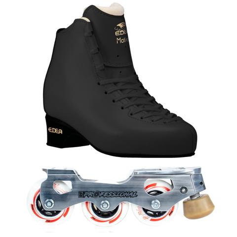 Комплект Edea Motivo Black c рамой RF Professional