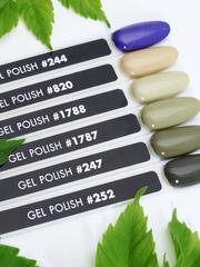 Гель-лак (Gel polish) #1787, 10 ml