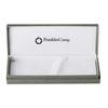 Набор подарочный FranklinCovey Freemont - Black Chrome, шариковая ручка + карандаш, M