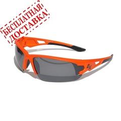 Очки солнцезащитные 2K S-15001-E  (оранжевый / дымчатые зеркальные)
