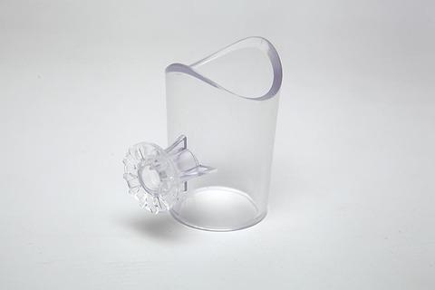 Держатель наконечника для аппарата Strong пластик (прозрачный)