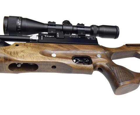 Jæger SP Карабин с колбой 6,35 мм (прямоток, ствол Alfa Precision 550 мм., полигональный без чока) 116L/AP/B