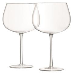 Набор из 2 круглых бокалов для коктейлей LSA International Bar, 710 мл, фото 4