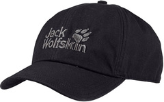 Кепка Jack Wolfskin Baseball Cap black (56-61см)