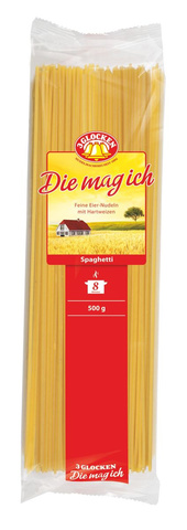 Спагетти Spagetti Die mag ich 3 Glocken, 500г