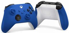 Беспроводной геймпад Shock Blue (Xbox, синий, QAU-00002)