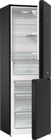 Двухкамерный холодильник Gorenje RK6191SYBK