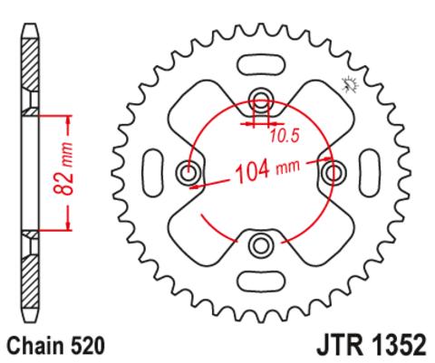 JTR1352