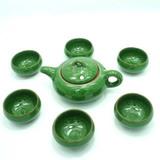 Чайный набор Malachite