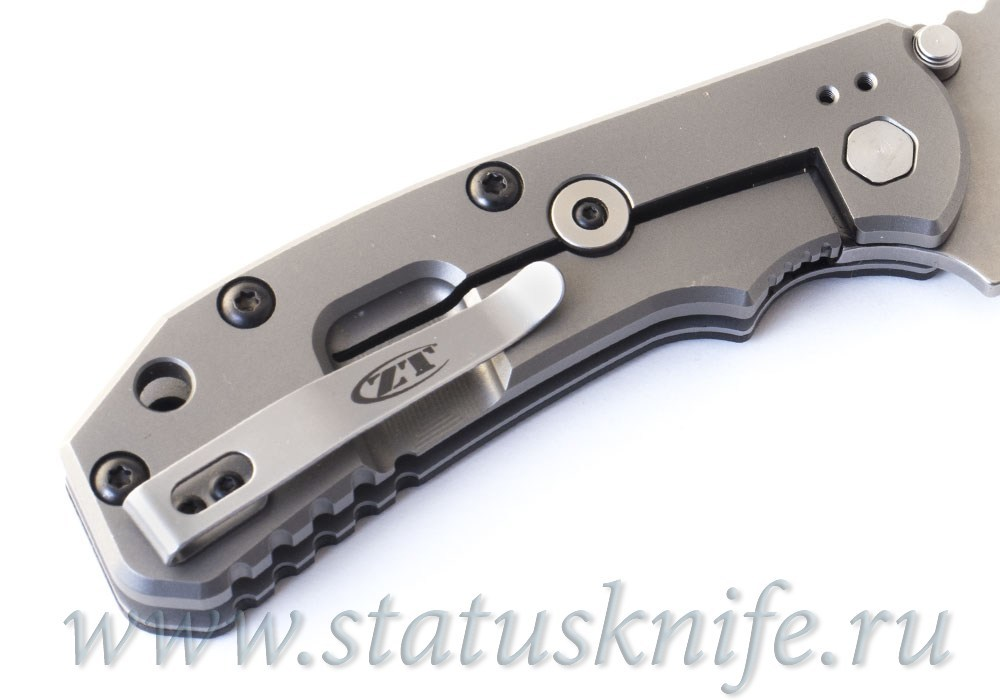 Нож Zero Tolerance 0550 ZT0550 S35VN GEN2 HINDERER - фотография