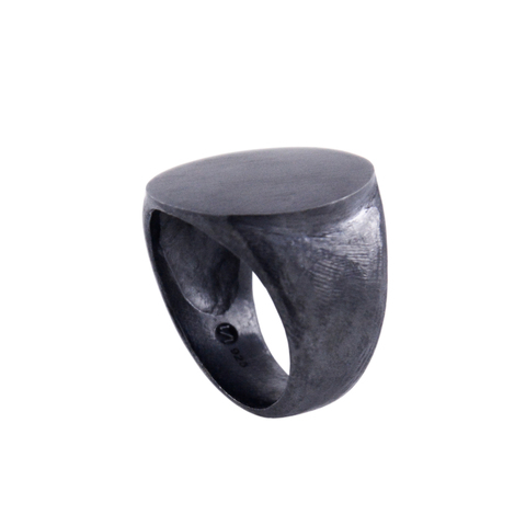 Кольцо SIGNET IV BLACK