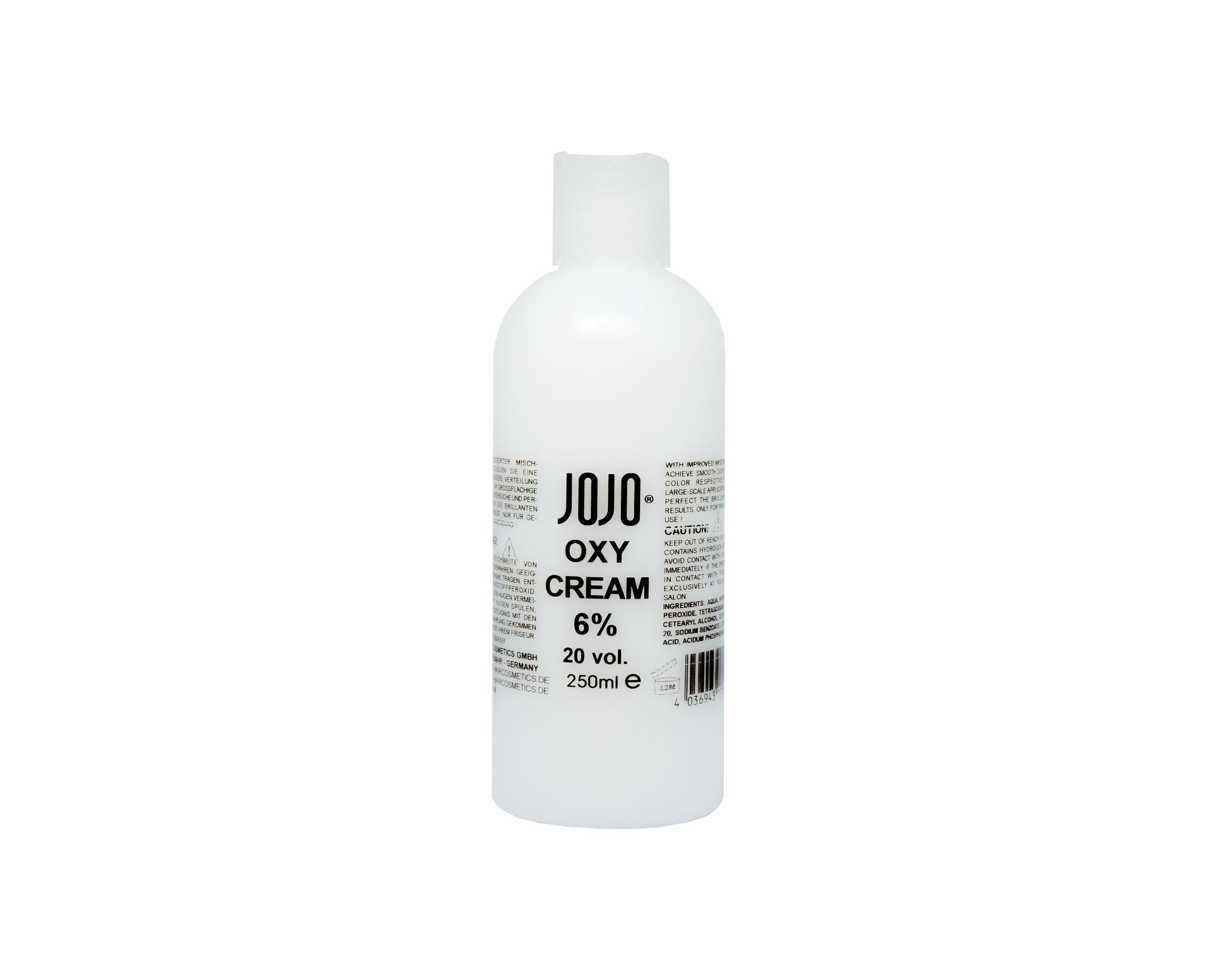 Оксидант 6%, OXY CREAM, 250 мл
