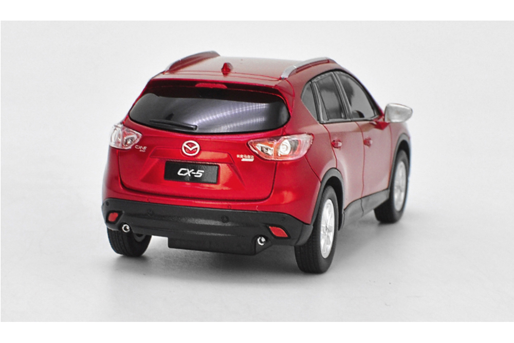 Коллекционная модель Mazda CX-5 2018 Red
