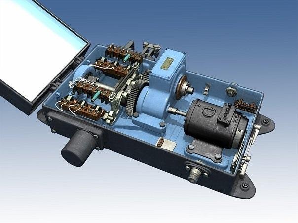 Стрелочный электропривод невзрезной типа СП‑6М