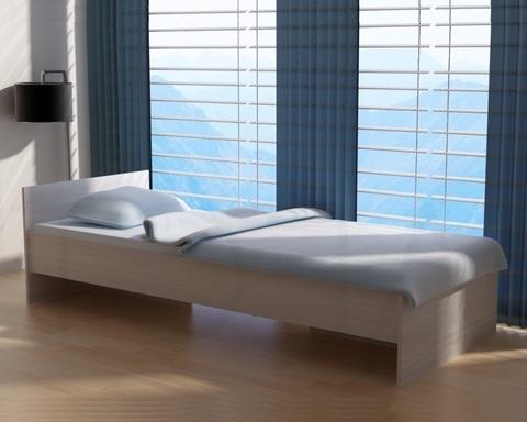 Кровать ИТАЛИ-1  1800-800 /1832*600*832/