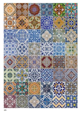 Ковер mozaik chenille, Италия