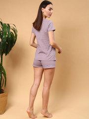 Мамаландия. Пижама для беременных и кормящих, коричневый
