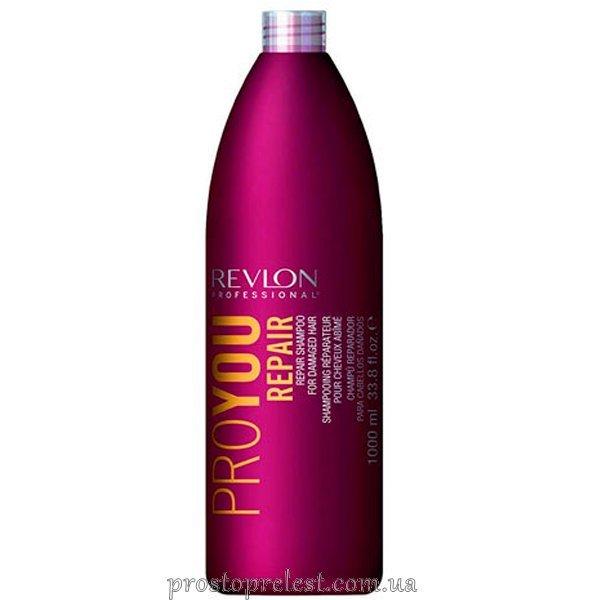 Revlon Professional Pro You Repair Shampoo - Шампунь