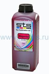 Сублимационные чернила STS Magenta 1000 мл
