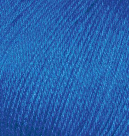Пряжа Alize Baby Wool 141 василек