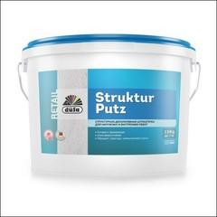 Штукатурка для наружных и внутренних работ DUFA RETAIL STRUKTUR PUTZ (Белый)
