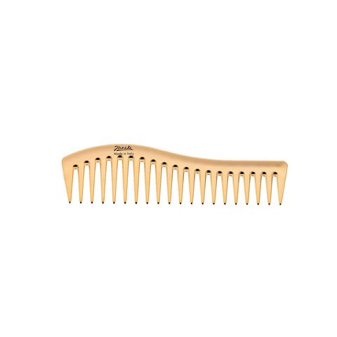 Janeke Гребень золотой для вьющихся волос