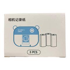 Термобумага белая для фотоаппарата Lumicube Lumicam DK03