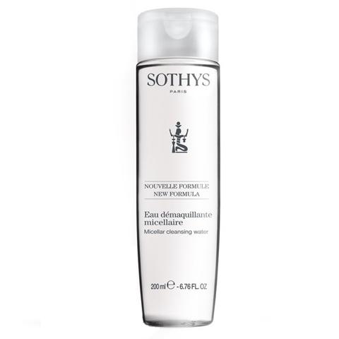 Sothys Eyes & Lips: Мицеллярная вода для очищения кожи лица (Micellar Cleansing Water)
