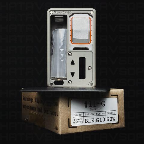 Billet Box #11 G by Billet Box Vapor