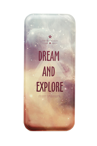 Пенал Dream and Explore Pink