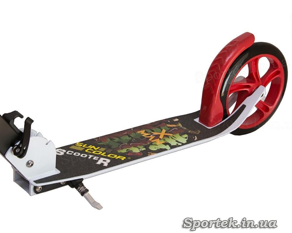 Платформа самоката Sun Color Scooter для підлітків