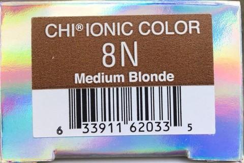 Крем-краска CHI Ионик 8 N 85 гр