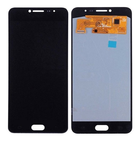 LCD SAMSUNG C7 C7000 + Touch Black (TFT Backlight Adjustment) MOQ:5