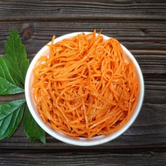 Морковь по-корейски 500 г