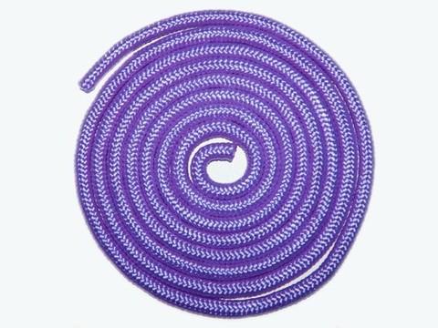 Скакалка гимнастическая, 3 метра фиолетовая :(TS-01):