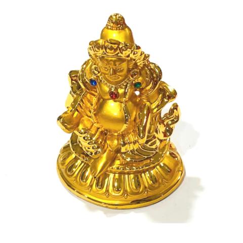 Фигурка Джамбала золотая