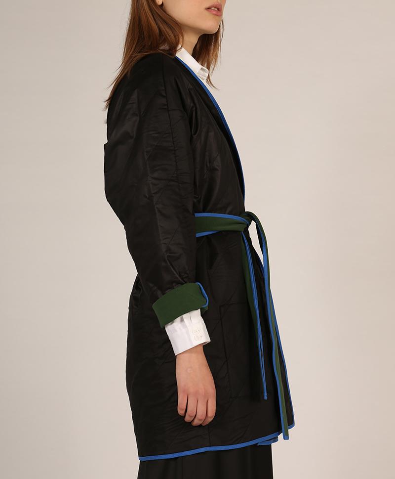 куртка-кроп-куртка-черная