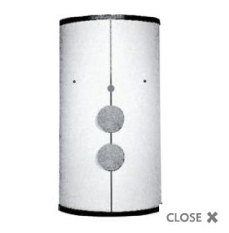 Stiebel Eltron WD 1012 - теплоизоляция для SB 1002 AC