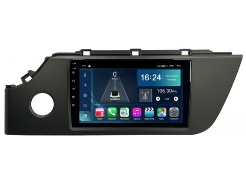 Магнитола для Kia Rio/Rio X (2021+) Android 10 2/32Gb IPS DSP 4G модель TG-1253M