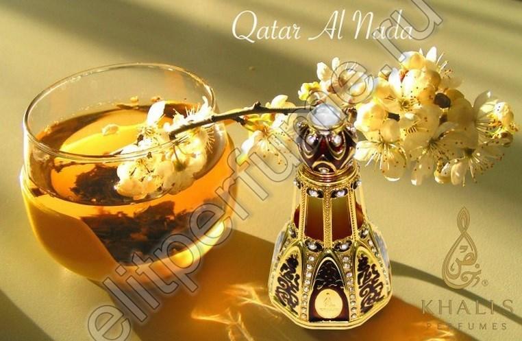 Пробник для Qatar Al Nada Катар Аль Нада 1 мл арабские масляные духи от Халис Khalis Perfumes