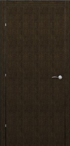 Дверь ДГ 7300 (дуб мореный, глухая шпонированная), фабрика Краснодеревщик