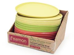 7145 FISSMAN Тарелка плоская 26 см