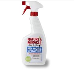 """8in1 Nature's Miracle JFC No More Spraying спрей """"Антигадин"""" для кошек"""
