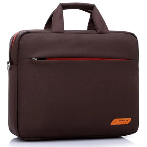 """Сумка для ноутбука Brinch BW-206 Коричневый 15,6"""""""