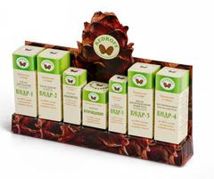 Масло косметическое для здоровья, Kedroff, КЕДР-3, противоаллергическое, 50 мл