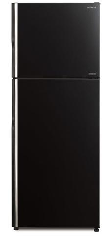 Холодильник с верхней морозильной камерой Hitachi R-VG 472 PU8 GBK